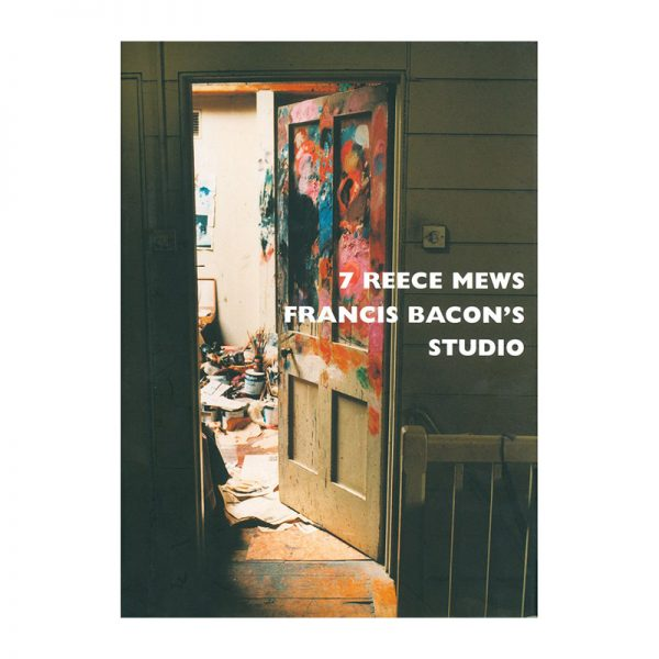 FB_Book-7Reece-Mews_Francis-Bacon-Studio