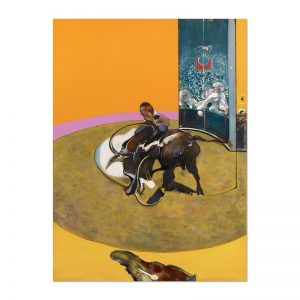 FB_Print-Study-for-Bullfight-No.-1,-1969
